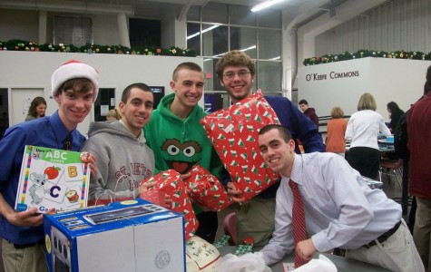 Adopt-a-Family: Serving our Community