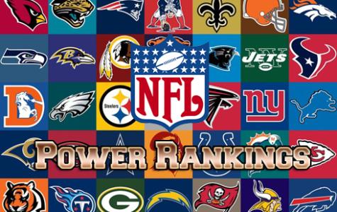 NFL Power Rankings Week 6