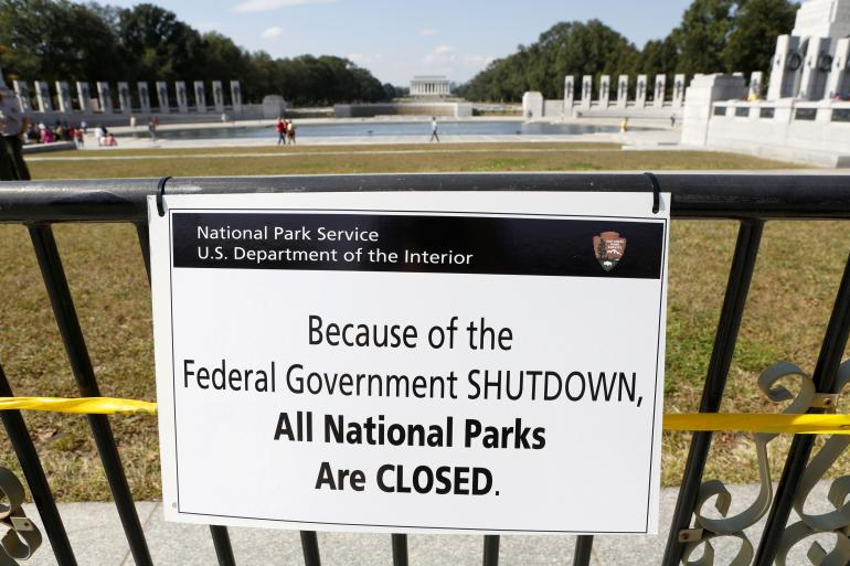 A Look at the Government Shutdown