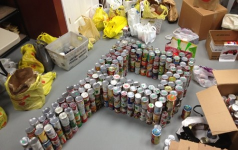 The Food Pantry: Prep's Newest Mission for the Community