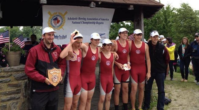 The St. Peter's Prep Crew Team: A Look at its Past and Future