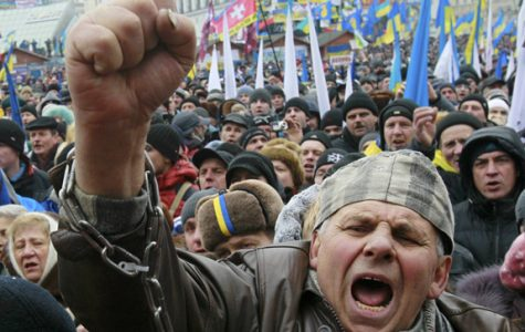 Conflicts in Ukraine and a New Cold War