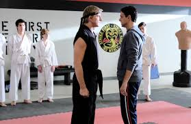 Kicking It Old School: Cobra Kai