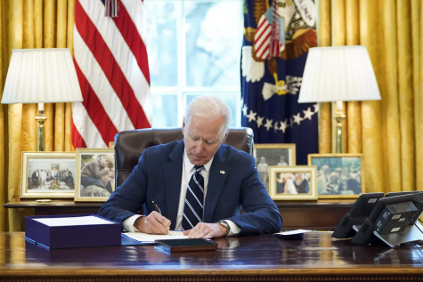 Biden Signs American Rescue Plan