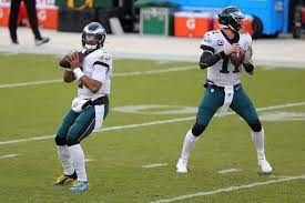 A QB Controversy Brewing in Philadephia