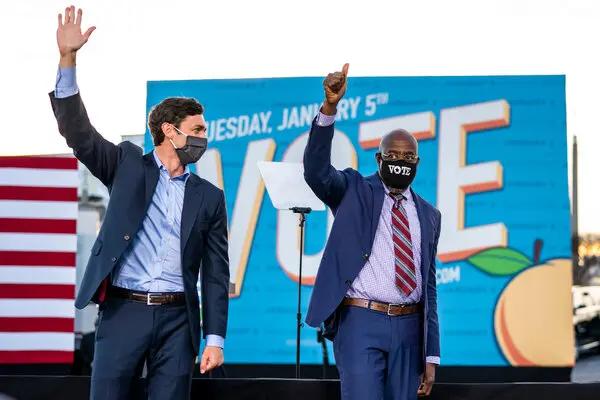How Did Democrats Flip Georgia?